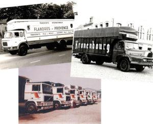 Société de transport 1960