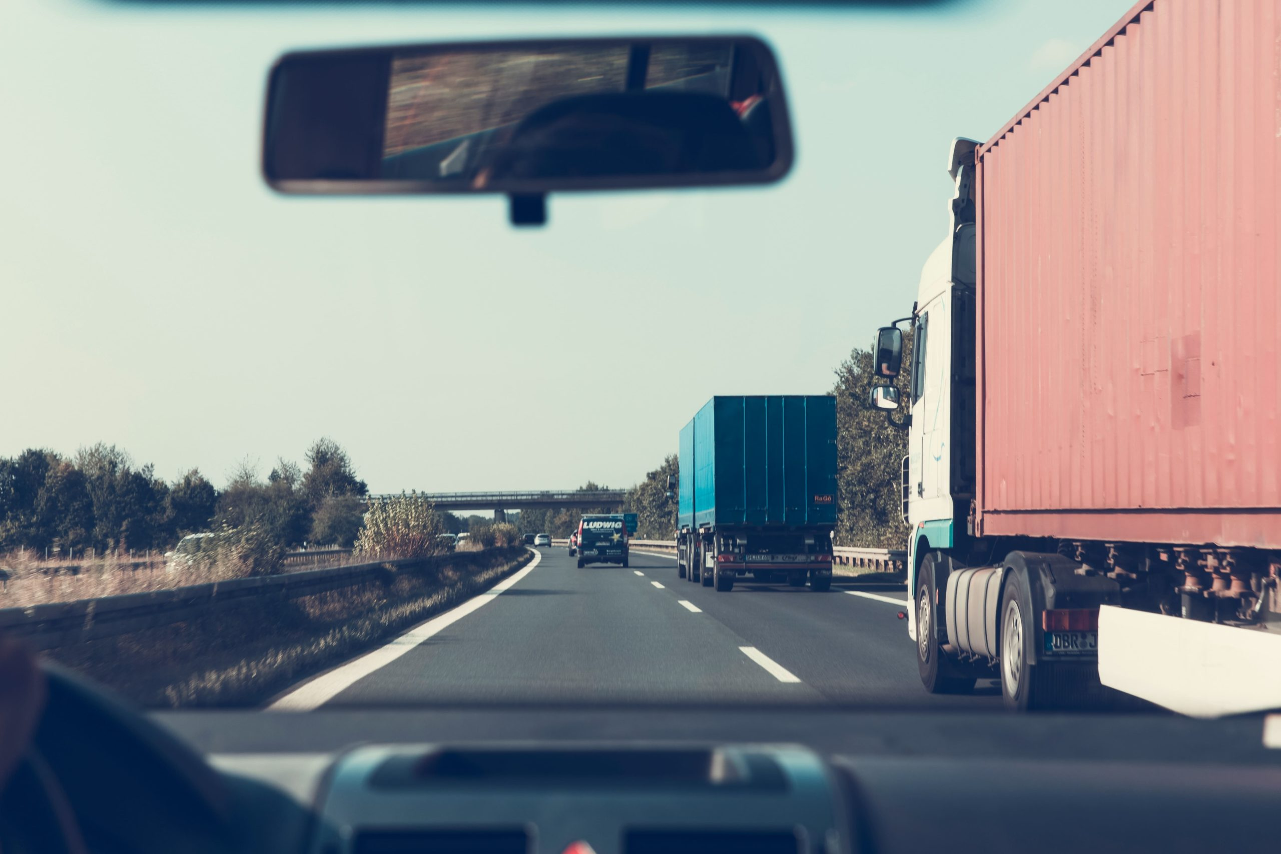angles morts des camions de transport